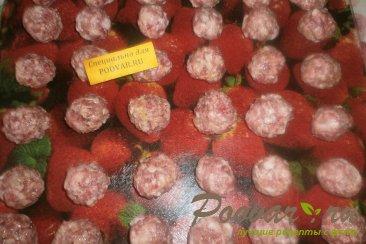 Мясные мини - котлетки с сыром Шаг 8 (картинка)