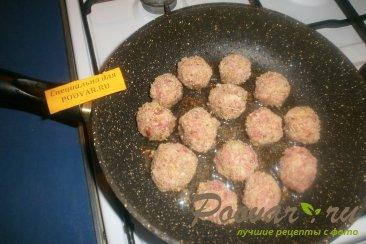 Мясные мини - котлетки с сыром Шаг 10 (картинка)