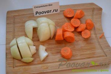 Запеченный перец чили с фаршем и сыром Шаг 2 (картинка)