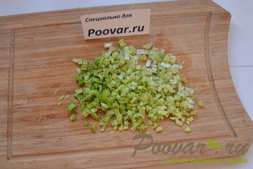 Запеченный перец чили с фаршем и сыром Шаг 5 (картинка)