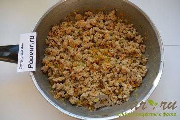 Запеченный перец чили с фаршем и сыром Шаг 6 (картинка)
