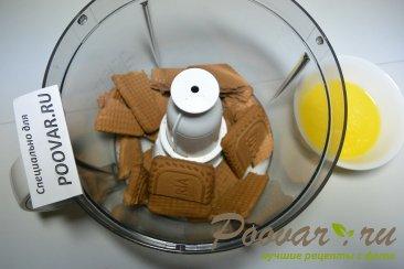 Творожно желейный торт с фруктами без выпечки Шаг 1 (картинка)