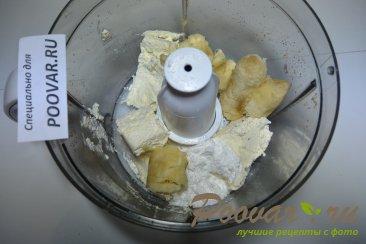 Творожно желейный торт с фруктами без выпечки Шаг 5 (картинка)