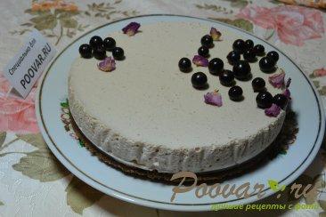 Творожно желейный торт с фруктами без выпечки Шаг 9 (картинка)