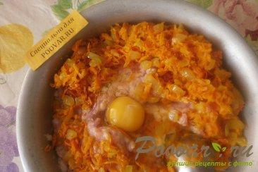 Мясные котлеты с морковью Шаг 6 (картинка)