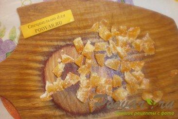 Фруктовый салат из хурмы, яблок и груш Шаг 7 (картинка)