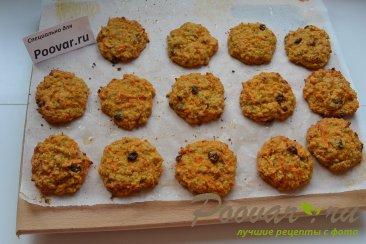 Тыкванно-овсяное печенье на кефире Шаг 7 (картинка)