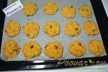 Тыкванно-овсяное печенье на кефире Шаг 6 (картинка)