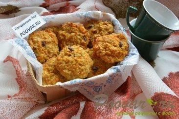 Тыкванно-овсяное печенье на кефире Шаг 8 (картинка)