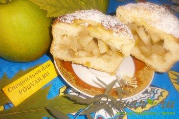 Мини - пироги с яблоками Изображение