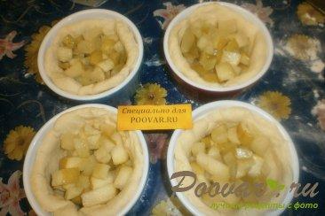 Мини - пироги с яблоками Шаг 14 (картинка)