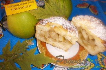 Мини - пироги с яблоками Шаг 19 (картинка)