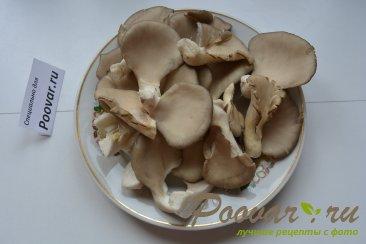 Куриная грудка с грибами вешенка Шаг 4 (картинка)