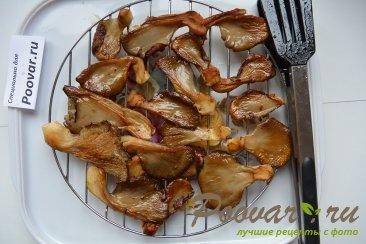 Куриная грудка с грибами вешенка Шаг 7 (картинка)