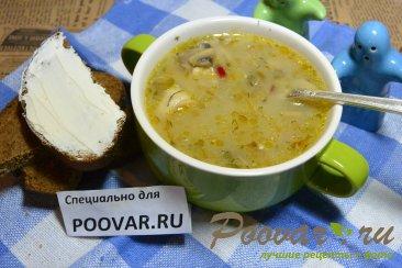 Куриный суп с грибами Шаг 7 (картинка)