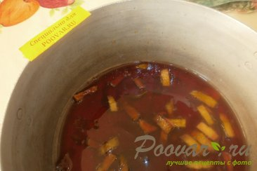 Цветные цукаты из арбузных корок Шаг 7 (картинка)