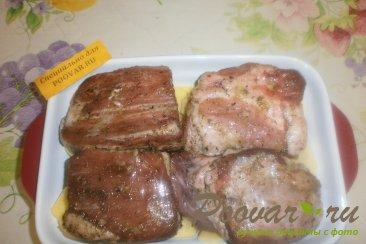 Свиные рёбрышки с картофелем Шаг 6 (картинка)