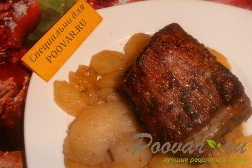 Свиные рёбрышки с картофелем Шаг 11 (картинка)