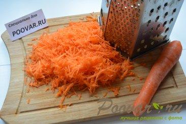 Морковно-овсяные оладьи на кефире Шаг 2 (картинка)