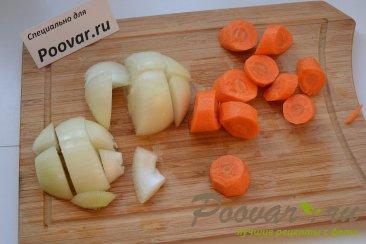 Запеканка из макарон с фаршем и сыром Шаг 2 (картинка)