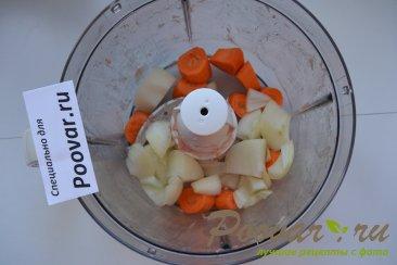 Запеканка из макарон с фаршем и сыром Шаг 3 (картинка)