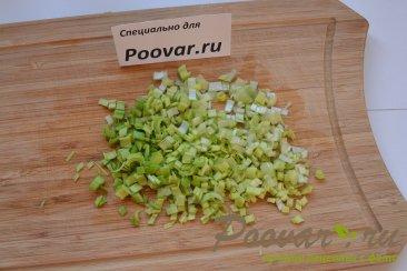 Запеканка из макарон с фаршем и сыром Шаг 5 (картинка)