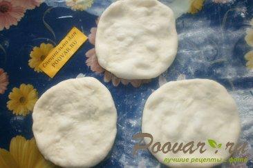 Пирожки с капустой в духовке Шаг 7 (картинка)