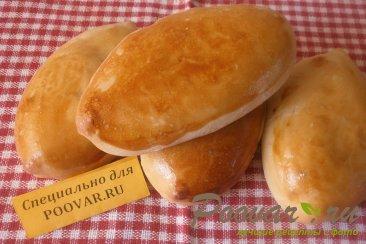 Пирожки с капустой в духовке Шаг 13 (картинка)