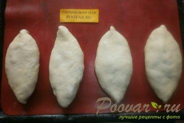 Пирожки с капустой в духовке Шаг 10 (картинка)
