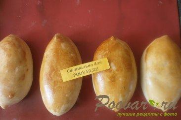 Пирожки с капустой в духовке Шаг 12 (картинка)