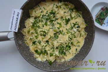 Макароны с яйцами и сыром Шаг 5 (картинка)
