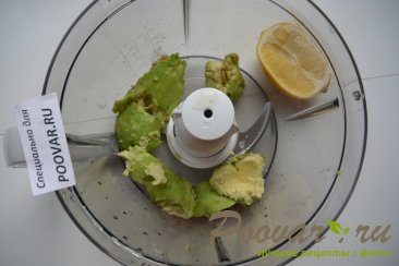 Классический гуакомоле (Новогоднее блюдо) Шаг 2 (картинка)