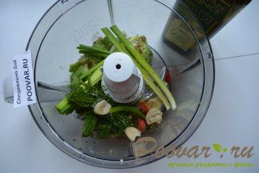 Классический гуакомоле (Новогоднее блюдо) Шаг 4 (картинка)