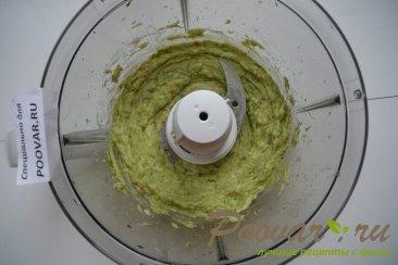 Классический гуакомоле (Новогоднее блюдо) Шаг 5 (картинка)