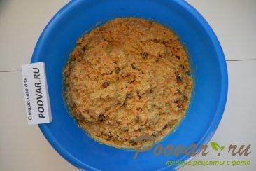 Овсяное печенье с тыквой без муки диетическое Шаг 5 (картинка)