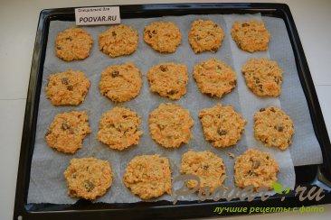 Овсяное печенье с тыквой без муки диетическое Шаг 6 (картинка)