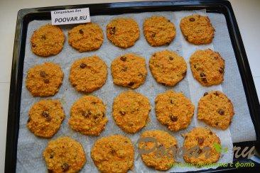 Овсяное печенье с тыквой без муки диетическое Шаг 7 (картинка)