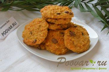 Овсяное печенье с тыквой без муки диетическое Шаг 9 (картинка)