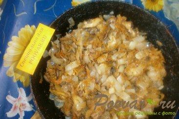 Курник с грибами Шаг 4 (картинка)