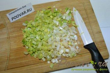 Суп гороховый с копченными свиными ребрышками Шаг 2 (картинка)