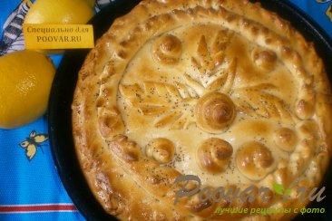 Лимонный пирог Шаг 13 (картинка)