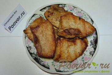 Нежные отбивные из свинины в пивном маринаде Шаг 5 (картинка)