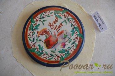 Торт Наполеон с заварным кремом Шаг 10 (картинка)