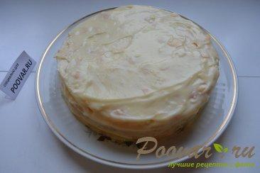 Торт Наполеон с заварным кремом Шаг 18 (картинка)