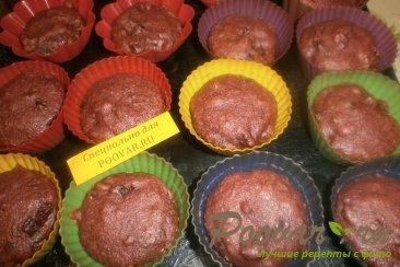 Кексы из свеклы Шаг 14 (картинка)