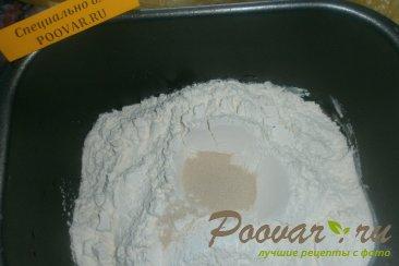 Пирог с вишнёвым вареньем и цукатами Шаг 1 (картинка)