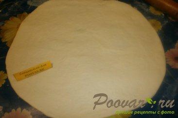 Пирог с вишнёвым вареньем и цукатами Шаг 5 (картинка)