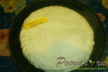 Пирог с вишнёвым вареньем и цукатами Шаг 7 (картинка)