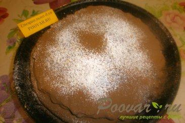 Пирог с вишнёвым вареньем и цукатами Шаг 9 (картинка)