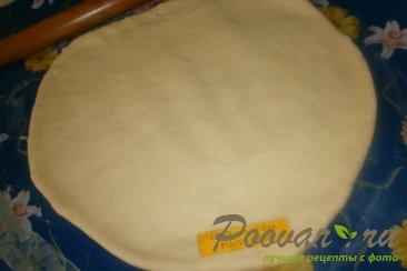 Пирог с вишней и тыквой Шаг 4 (картинка)